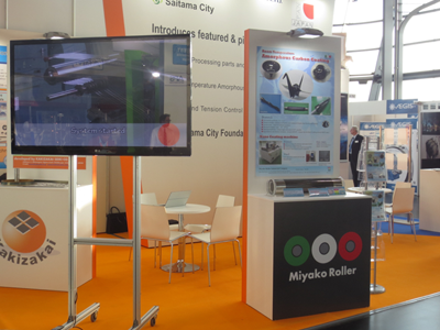 SPS IPC Drives 2015, in Germany